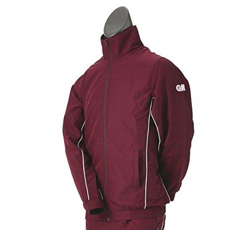 GM Training tragen Herren Jacke S kastanienbraun
