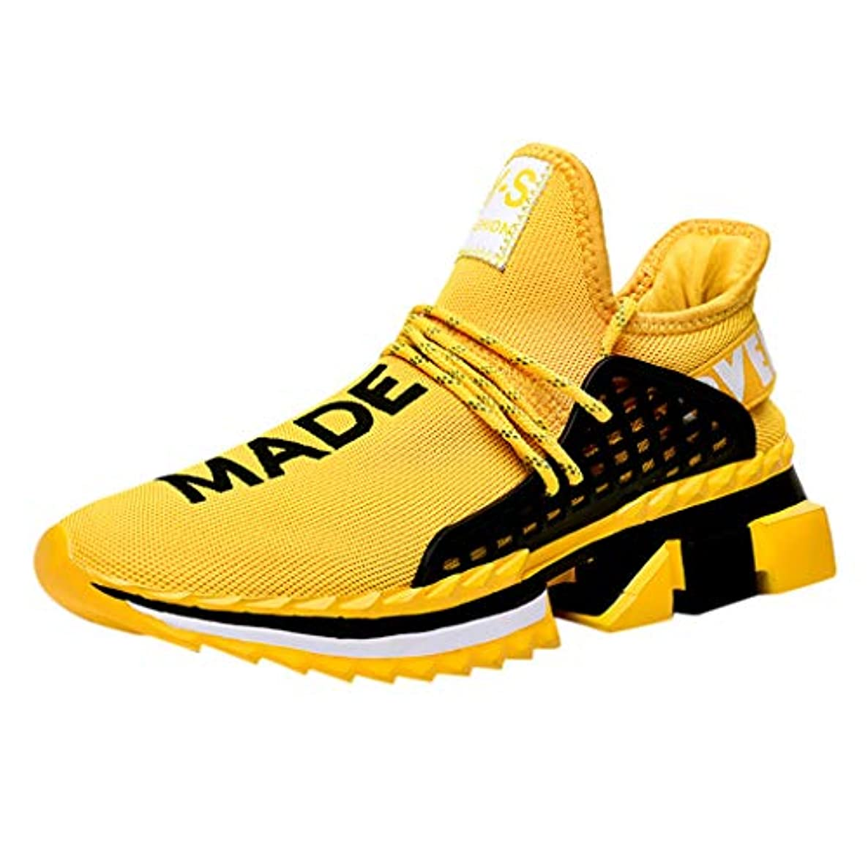 JJLIKER Running Shoes Men Slip On Tennis Shoe Lightweight Fashion Walking Sneakers Breathable Athletic for Boy Teen
