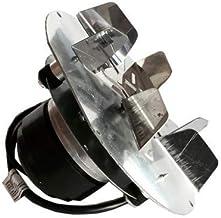 Xodo Store Extractor - Extractor de Humos para Estufas de pellets con Motor ECOFIT 2RECA3 e Impulsor en Acero AISI 430.
