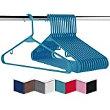 NEATERIZE Plastic Clothes Hangers |...