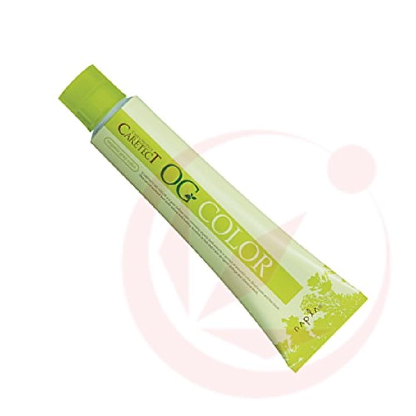パットしなやかうまくいけばナプラ ケアテクトOG カラー ココア 80g(1剤) 【ココア】O-Co6