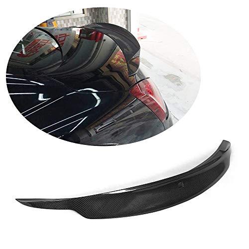 MCARCAR KIT Rear Spoiler fits Infiniti G37 Q60 Hard-top Coupe 2008-2015 Factory Outlet Carbon Fiber CF Trunk Boot Lid Highkick Duckbill Wing Lip