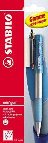 Portaminas Gum + una recarga goma–Stabilo–0.7mm