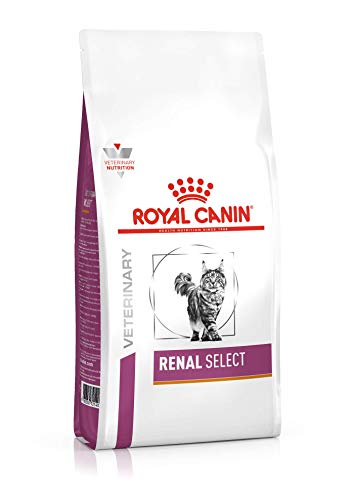 ROYAL CANIN Vd Cat Renal Select, 1er Pack (1 x 4 kg)