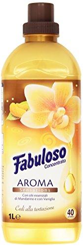 Fabuloso Ammorbidente Concentrato, Aroma Sensations, 1 l