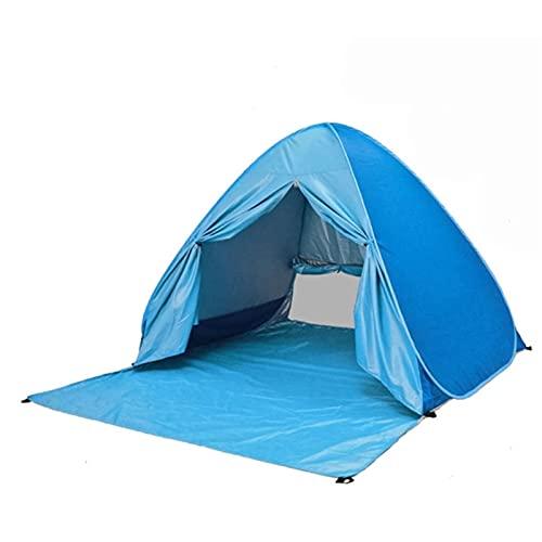 PPLAS Camping Mejora de la Playa Tienda UV Sun Shelter Lightweight Beach Sun Shadebeach Tents Tienda Tipi