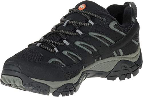 Merrell MOAB 2 GTX, Zapatillas de Senderismo Mujer, Negro (Black), 38 EU