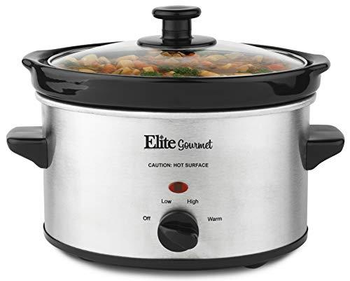 Elite Gourmet MST-275XS Electric...