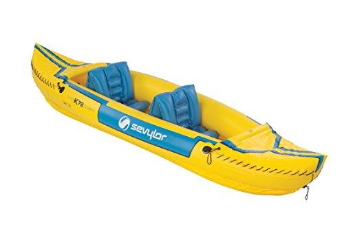 Sevylor Tahiti Classic Inflatable Kayak by Sevylor