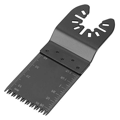 Sierra oscilante eléctrica de alta resistencia Hoja de sierra multiherramienta oscilante para cortar material