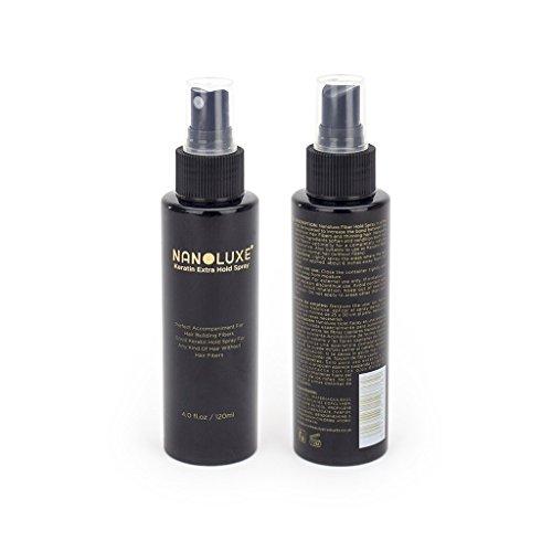 Nanoluxe queratina Cable sujeción Spray 120ml