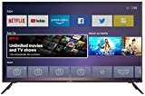 SMART TECH TV LED 4L UHD Netflix/Youtube 50' 127cm, T2/S2/C, Dolby Audio, SMT50F30UV2M1B1