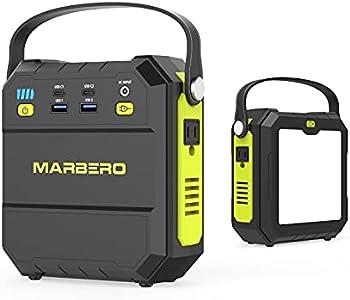 Marbero 83Wh Solar Generator 22500mAh Emergency Power Station