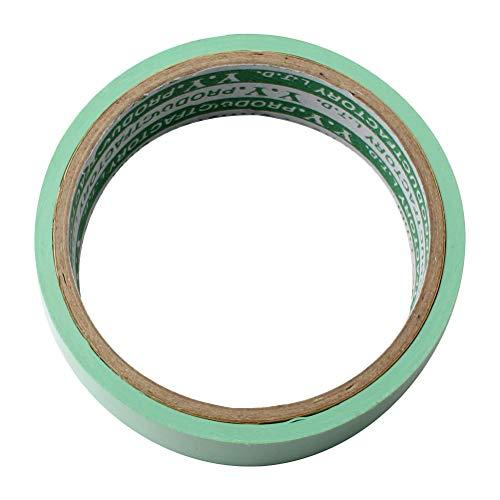 LIOOBO Fahrrad Felgenband Fahrrad Reifen Liner Rennrad Zubehör Ultraleicht Lange 10M (Grün)