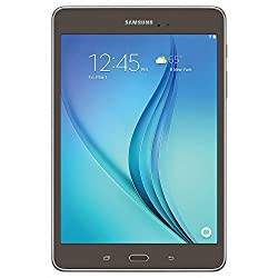 "Image of Samsung Galaxy Tab A 8.0"" 16GB Smoky Titanium - SM-T350NZAAXAR: Bestviewsreviews"