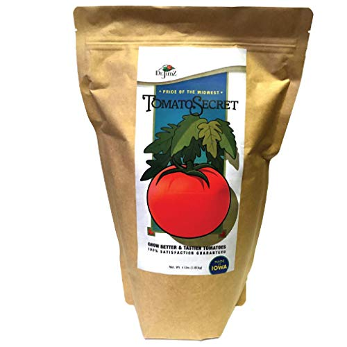 Dr. JimZ Tomato Fertilizer