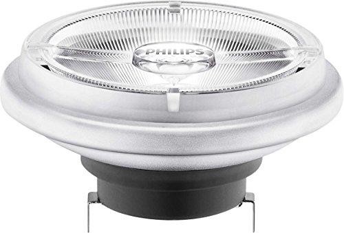 Philips LED-Leuchtmittel, Plastik, G53, 11 W, Silber