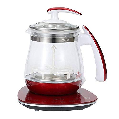 SMLZV Hervidor eléctrico Salud y Caldera, Multi-función de Hogares Hervidor eléctrico, Tetera Flor del pote del té
