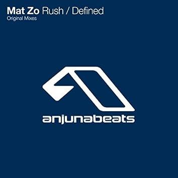 Rush / Defined