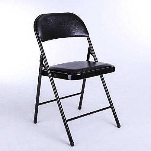 Chair QL sillones Plegables Silla de Oficina Silla de Oficina Plegable Simple...