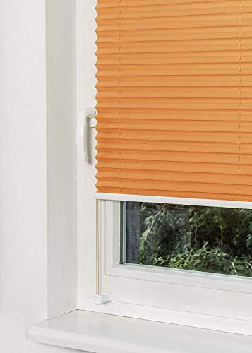 Plissee Orange HOME-VISION - 3