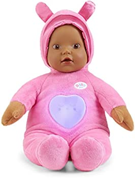 Baby Born Goodnight Lullaby Brown Eyes Realistic Baby Doll