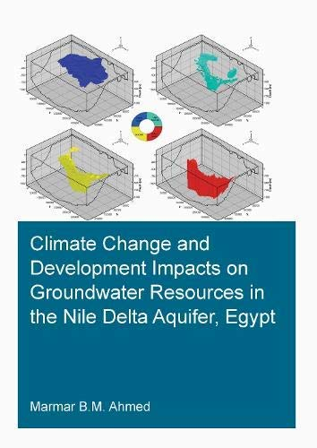 Climate Change and Development Impacts on Groundwater Resources in the Nile Delta Aquifer, Egypt (IHE Delft PhD Thesis Series) (English Edition)