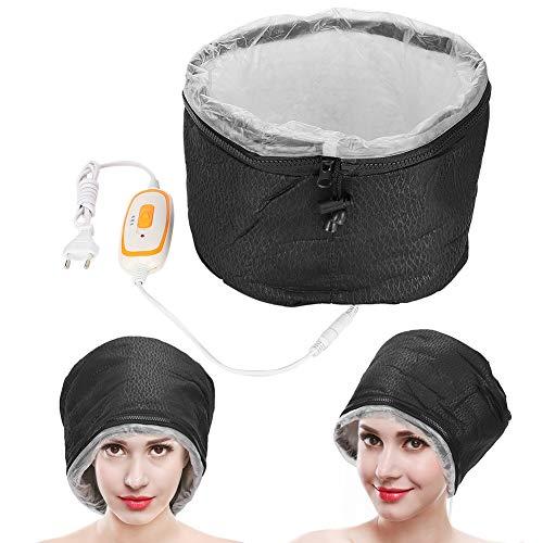 Bonnet électrique, Bonnet chauffant, Traitement thermique capillaire, Cuiseur vapeur, Salon de teinture capillaire, Bonnet nourrissant Beauty Steamer, Bonnet capillaire, Bonnet SPA cheveux