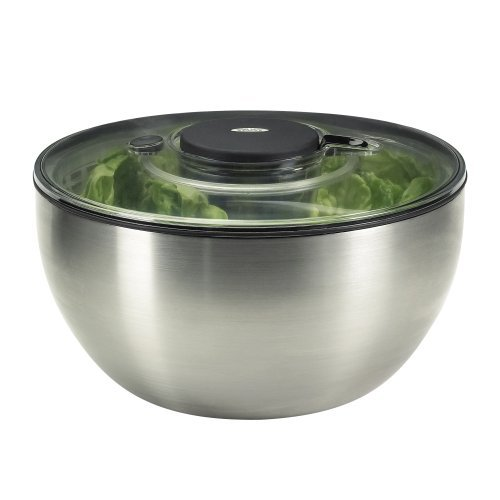 OXO(オクソー)『SteeL Salad Spinner』
