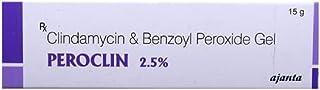 Operio Aquasoft Peroclin 2.5% Gel 15Gm