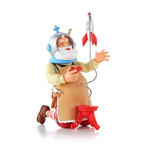 Price comparison product image Hallmark Keepsake Ornament Toymaker 14th in Series 2013