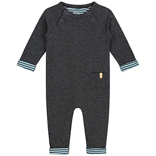 Prénatal baby-jongens eendelig pak donkergrijs