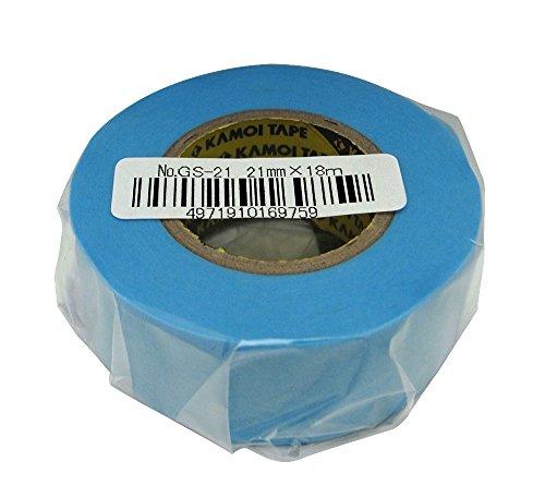 カモ井加工紙 マスキングテープ ガラスシーリング用 21mmX18m [養生テープ]