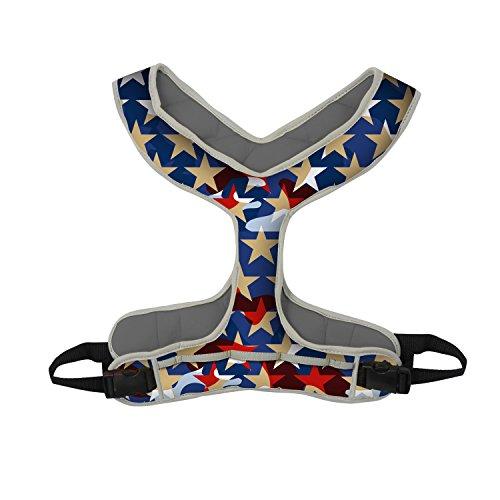 ZEYU SPORTS Walking Fitness Adjustable Weighted Vest 8LBS/3.6KG Running (Star)