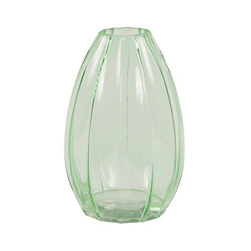 Haut côtelé botanique de style Vase