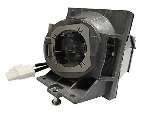 Supermait 5J.JGR05.001 - Bombilla de repuesto para proyector con carcasa compatible con Benq MX731