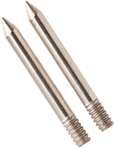 """Weller MT3 -.158"""" / 4.0 mm Chisel Tip For SP23 / SP25 Series Irons, Black"""