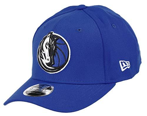 New Era Dallas Mavericks 9fifty Stretch Snapback Cap NBA Essential Blue - One-Size