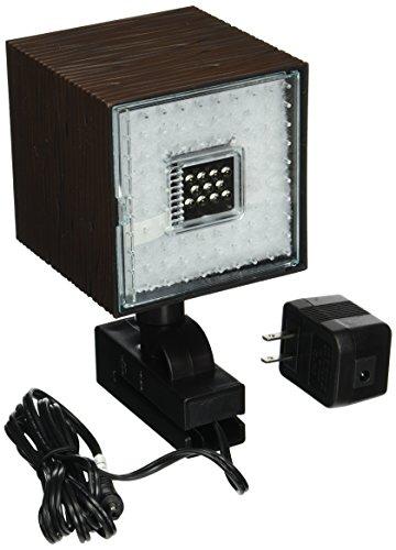 Fluval Filter/Lichtwürfel mit Transformator und Medien-Ersatz Chi 19L Aquarium Kit