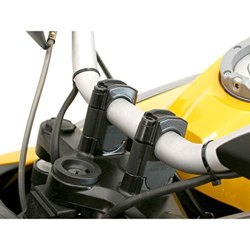SW-Motech Motorrad Lenkererhöhung d 28mm/ h 30mm