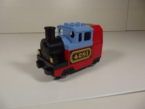 LEGO® DUPLO® elektrische Dampflokomotive in LEGO® Polybag