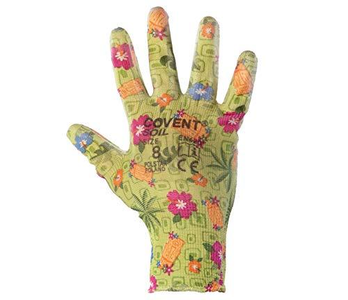 guanti da lavoro donna Covent Soil - 12 paia di guanti da giardinaggio