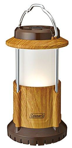 Coleman(コールマン) ライト バッテリーロックパックアウェイランタン ナチュラルウッド 2000031275