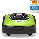 Greenworks Cortacésped - Robot Optimow 10 GRL110 (cortacésped autoprofesional con...