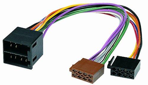 Phonocar 4/625 Câble pour autoradio ISO Multicolore