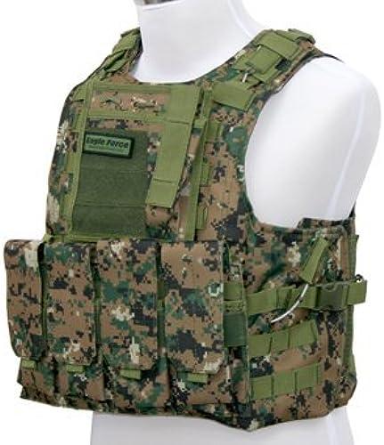 Tactical Vest Typ 1 (mat Dschungel) 5375-MAT (Japan Import   Das Paket und das Handbuch werden in Japanisch)