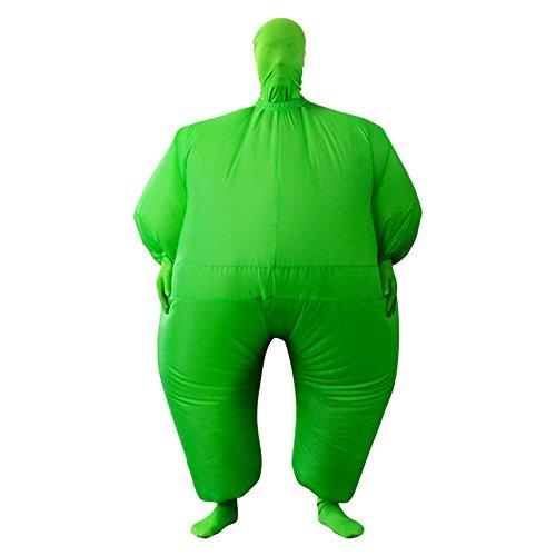 CosheartEU Damen Jumpsuit grün grün Free Size