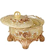 ComfZtar Ashtray Tray Home Big Size In Bulk Decor Gift Large With Lid Cover For Cigars Tobacco Cigarette Accessories Unique Art Indoor Table Cool Design Antique Luxury Girly Novelty Vintage Kit Set