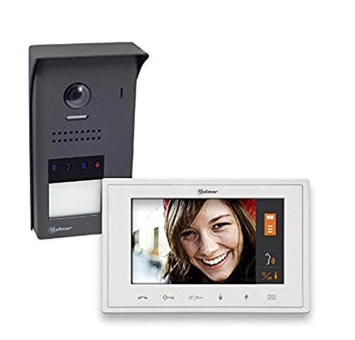 Golmar 11500242 J5110 Vesta 7 Kit de Vídeo Color de 1 Línea