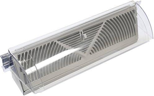 Window air conditioner vent deflector